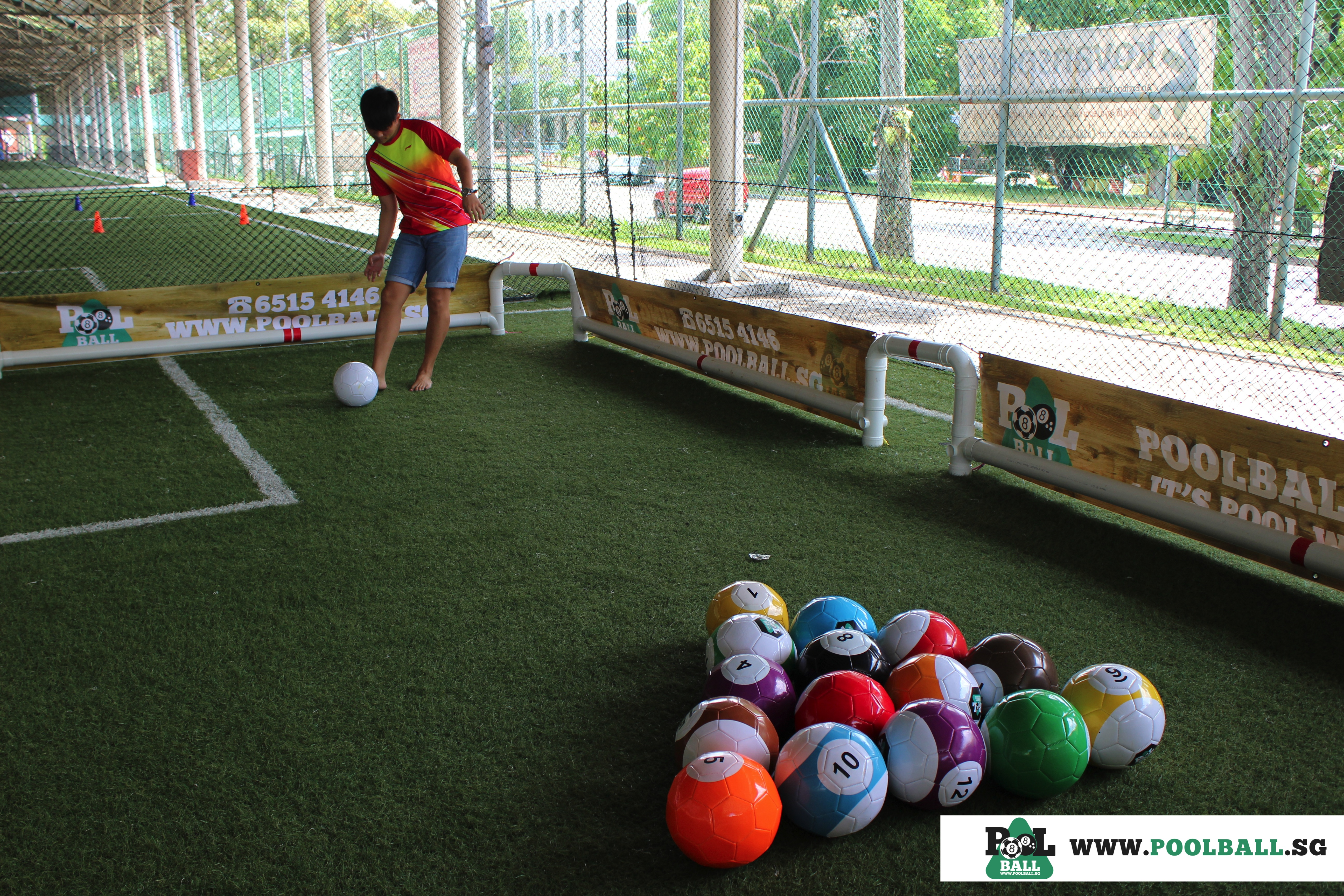 pool soccer singapore | Poolball Singapore